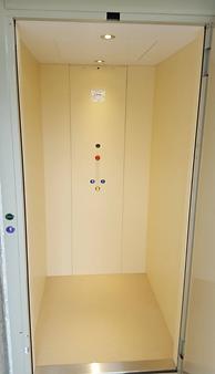 Etape installation d'un ascenseur par Stairlift Auvergne