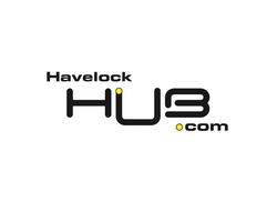 Havelock Hub Logo White Background 60x46
