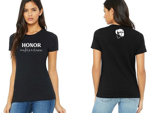 HONOR Tee by Funk Diva