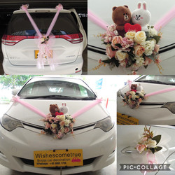 D5 (Upsize Flowers) + Customer's Own Dol