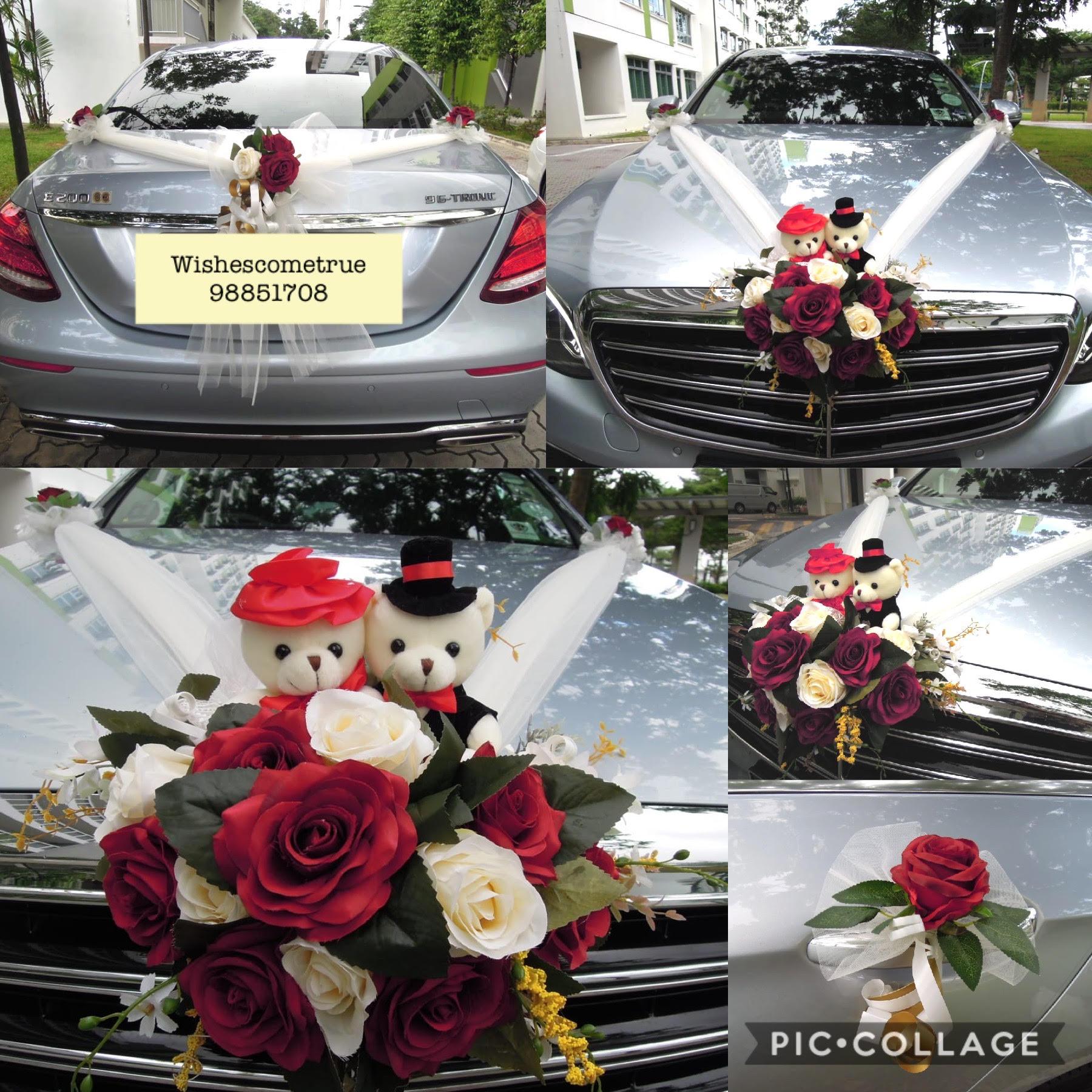 G2 + Customer's Wedding Dolls