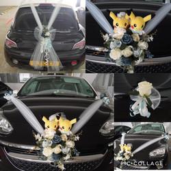 E5 + Customer's Wedding Dolls