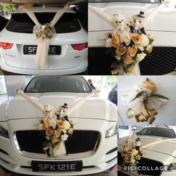 E5 + 25 cm Wedding Dolls