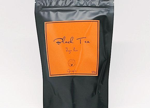 Чай черный крупный лист 50 гр
