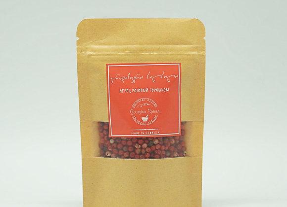 Розовый перец горошком 20 гр