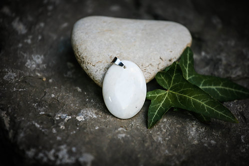 Calme et apaisement l Opale blanche