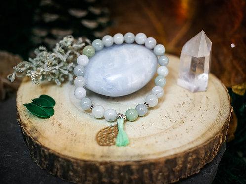 Sérenité et sagesse l Jade de Birmanie
