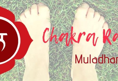 Chakra Racine - Muladhara