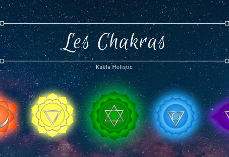 Qu'est ce que les chakras?