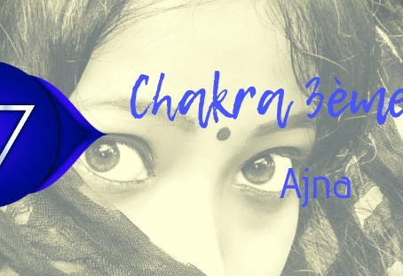 Chakra du troisième oeil - Ajna