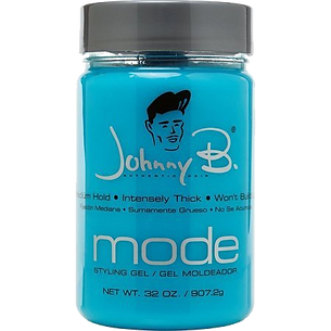 Johnny B the best hair gel on the market