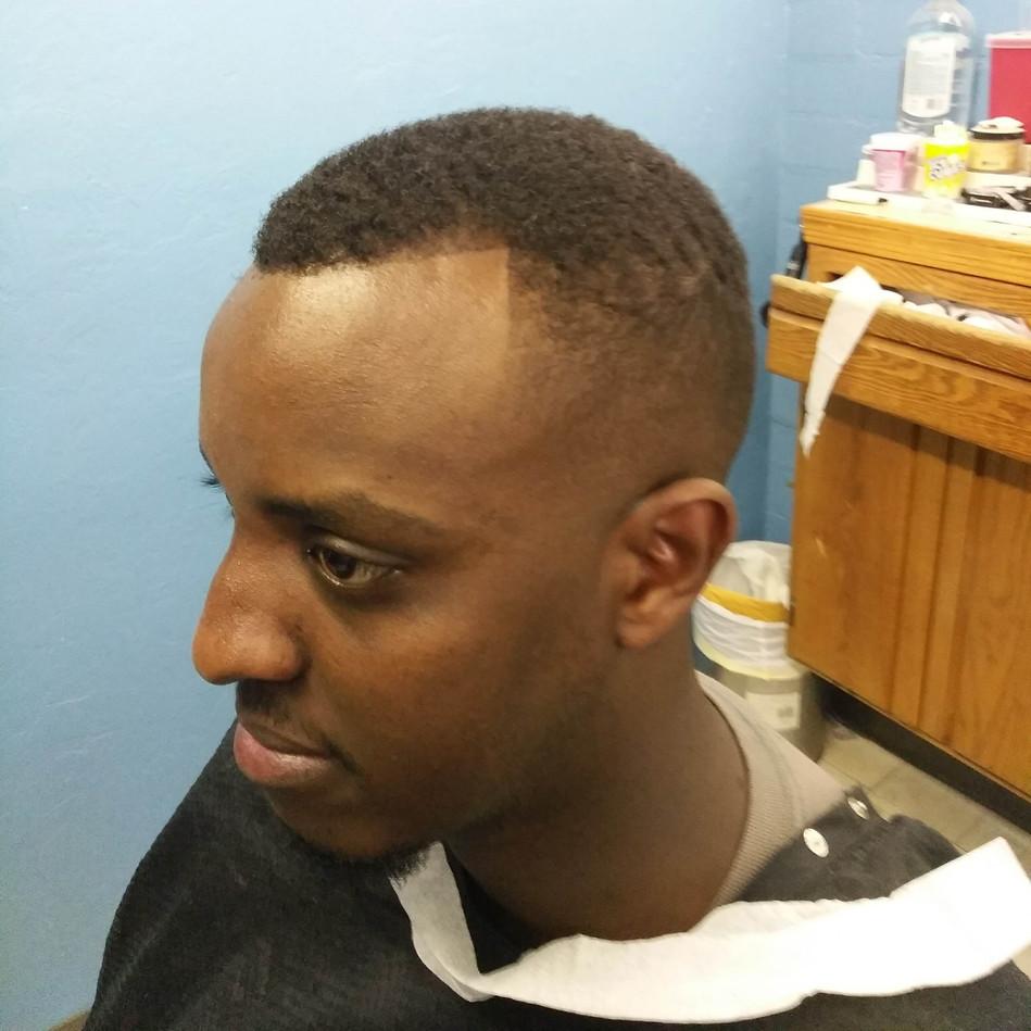 Haircut #4
