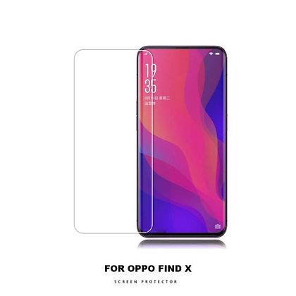 TDG Oppo Find X Tempered Glass, 3D UV