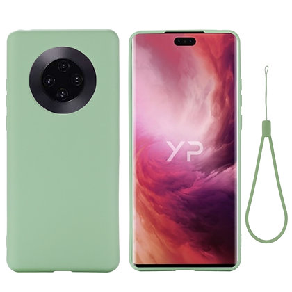 Komass Huawei Mate 40 Liquid Silicone Back Cover Green Cover Photo
