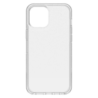 """OtterBox iPhone 12 / iPhone 12 Pro 6.1"""" Symmetry Clear Series, Stardust"""