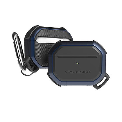 VRS Design AirPods Pro Active TPU+PC, Deepsea Blue