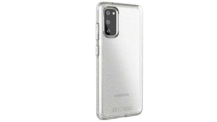 """Ugly Rubber Samsung Galaxy S20 6.2"""" Vogue, Clear"""