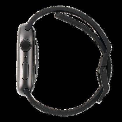 UAG Apple Watch (44mm/42mm) Scout Strap, Black