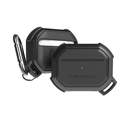 VRS Design AirPods Pro Active TPU+PC Metal Black