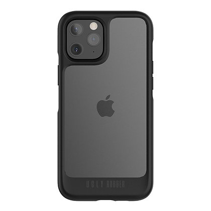 """Ugly Rubber iPhone 12 Pro Max 6.7"""" G-Model, Black"""