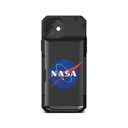 "VRS Design iPhone 12 mini 5.4"" Damda Glide Pro, Black Nasa Earth"