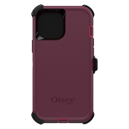 """OtterBox iPhone 12 / iPhone 12 Pro 6.1"""" Defender Series, Berry Potion"""