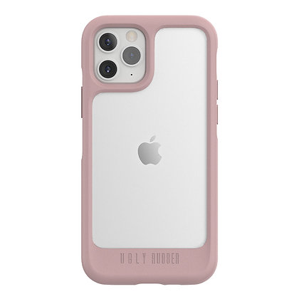 """Ugly Rubber iPhone 12/12 Pro 6.1"""" G-Model, Pink"""