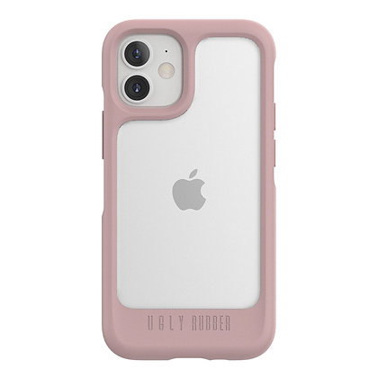 """Ugly Rubber iPhone 12 mini 5.4"""" G-Model, Pink"""