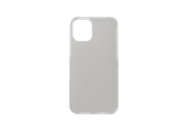 "Power Support iPhone 12 mini 5.4"" Air Jacket, Clear"