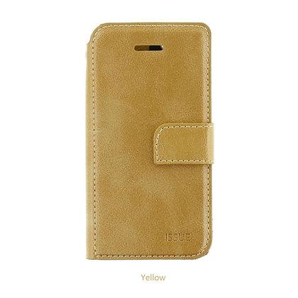 Komass Huawei P40 Pro Flip Case Yellow