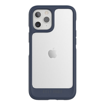 """Ugly Rubber iPhone 12 Pro Max 6.7"""" G-Model, Navy"""