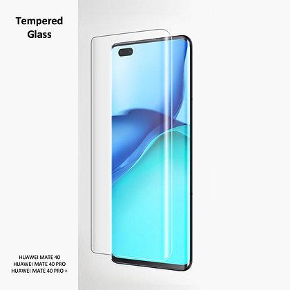 Komass Huawei Mate 40 Tempered Glass 3D UV Clear