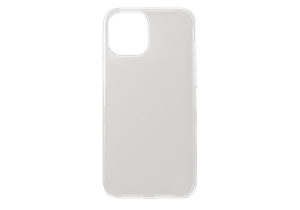 "Power Support iPhone 12 / iPhone 12 Pro 6.1"" Air Jacket, Clear"