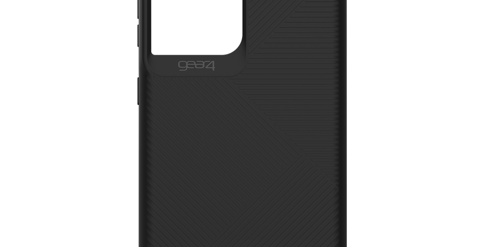 Gear4 Samsung Galaxy S21 Ultra 5G Denali Case Black