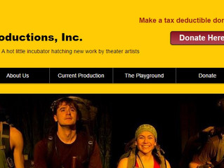 Becoming the new Artistic Director for State of Play Productions, Inc.