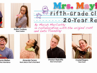 Sold Out, Extended, and Sold Out again! - Mrs. Mayfield's Fifth Grade Class of '93 20-Year R