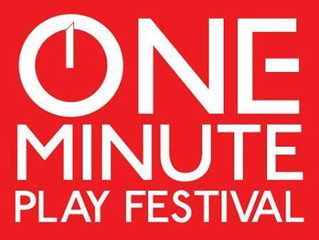 One-Minute Play Festival 2016