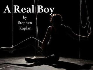 """""""A Real Boy"""" - Public Reading & Workshop"""