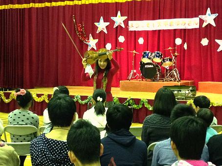 クリスマスコンサート興正学園 スタッフブログ