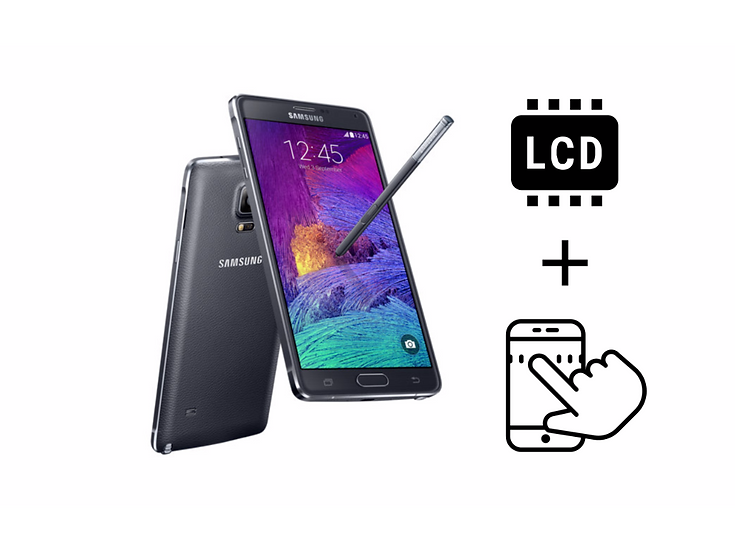 Samsung Galaxy Note 4 LCD Assembly