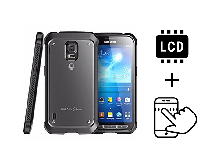 Samsung Galaxy S5 Active LCD Assembly