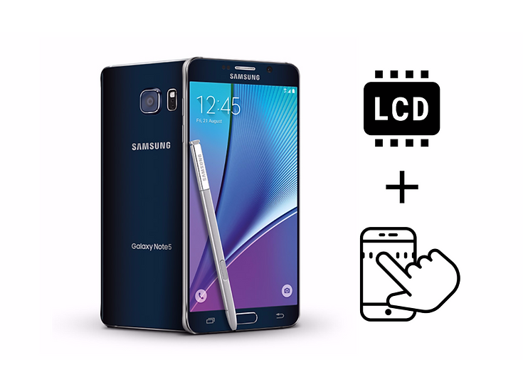 Samsung Galaxy Note 5 LCD Assembly