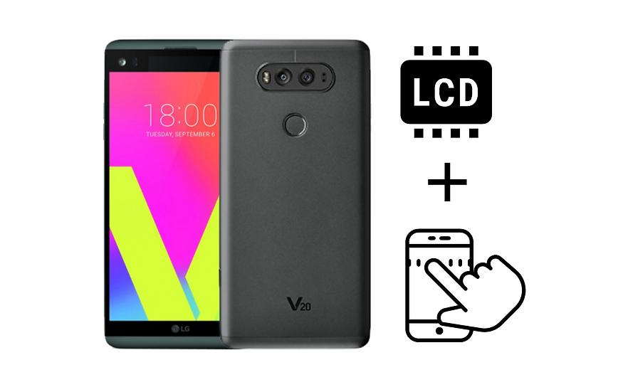 LG V20 Glass Digitizer & LCD