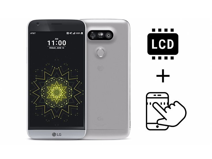 LG G5 LCD Assembly