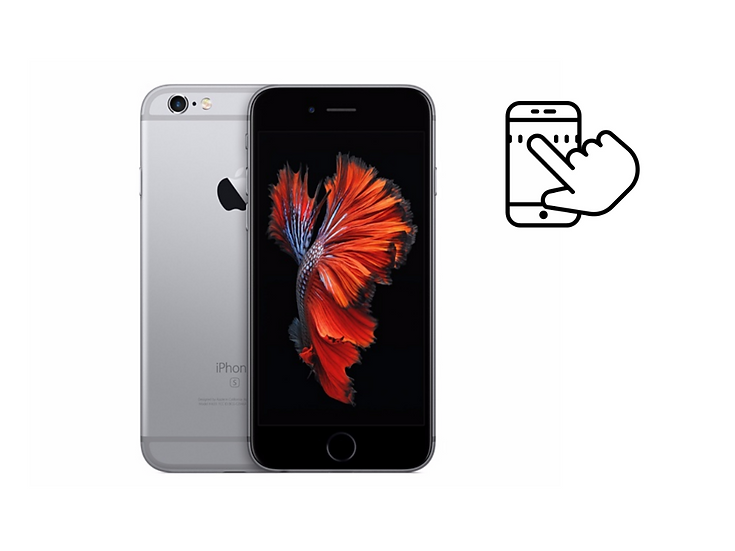 iPhone 6S+ Glass Touchscreen Replacement