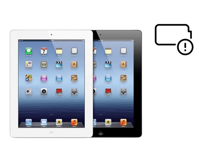iPad 3/4 Battery