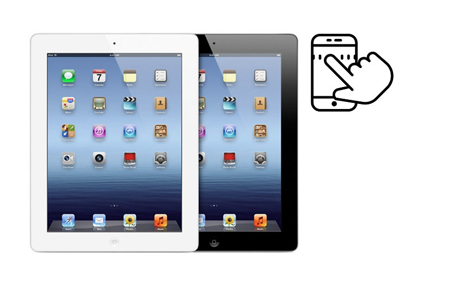 iPad 4 Glass Digitizer
