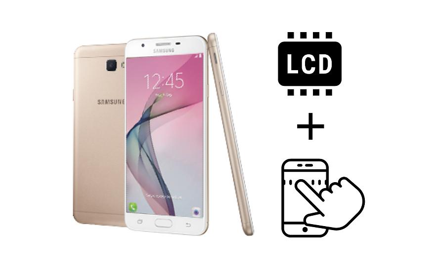 Galaxy J7 Prime Glass Digitizer & LCD