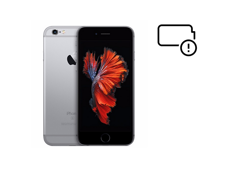 iPhone 6s/6s+ Battery