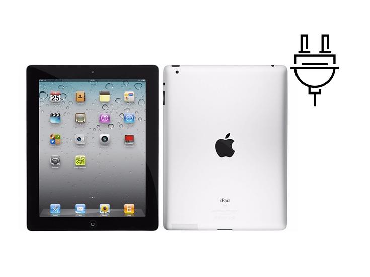 iPad 2 Charge Port